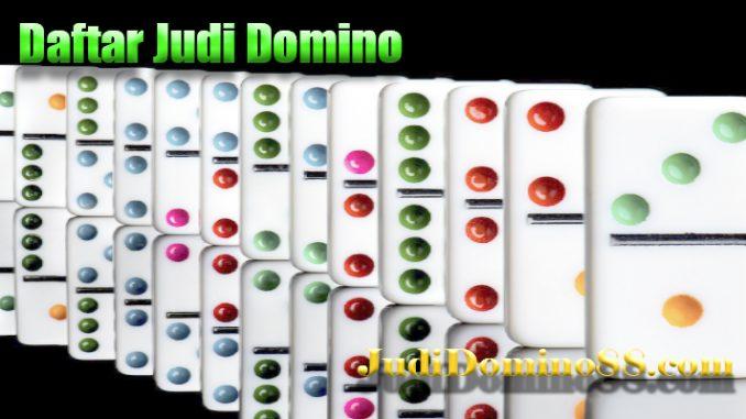 Daftar Judi Domino