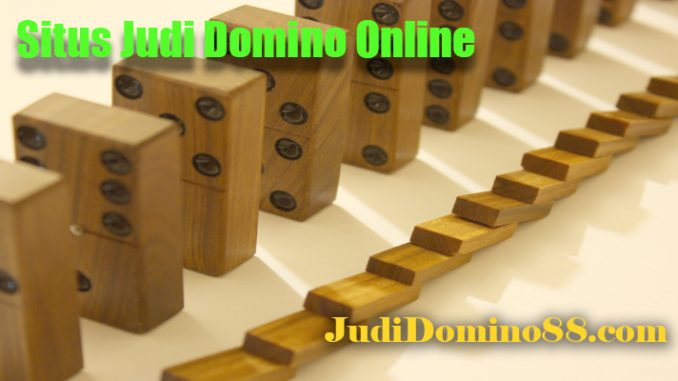 Situs Judi Domino Online