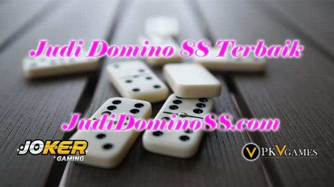 Judi Domino 88 Terbaik